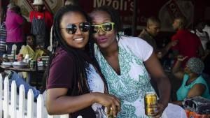 SA Township festa ragazze foto per articolo